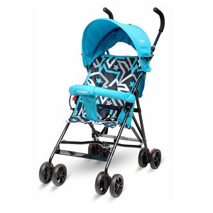 Little Pumpkin - Baby Stroller and pram for Baby - Buggy for Kids (Blue)