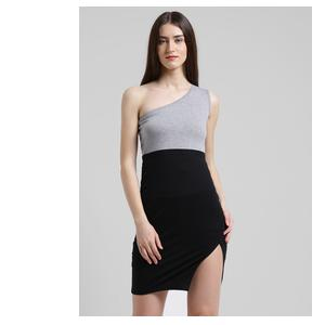 Texco Colour-block Bodycon Dress