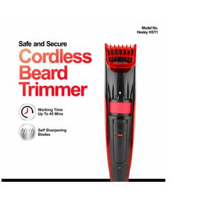 HESLEY HST1 HAIR AND BEARD TRIMMER