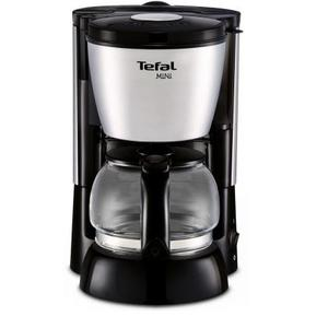 Tefal Apprecia (CM1108IN) 6 Cups Coffee Maker  (Silver)
