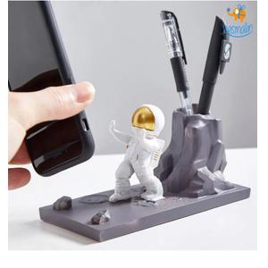 Astro Stationery And Phone Holder