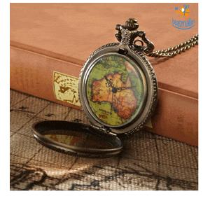 Vintage Traveller's Pocket Watch