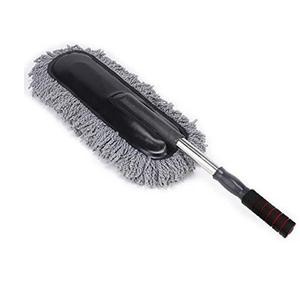 Auto Car Winner Microfibre Telescopic Duster for Dry/Wet Cleaning for use in Car/Home/Office