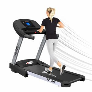 PowerMax Fitness - UrbanTrek TD-M1 - (2.0HP) Plug and Run Treadmill with Android & iOS App