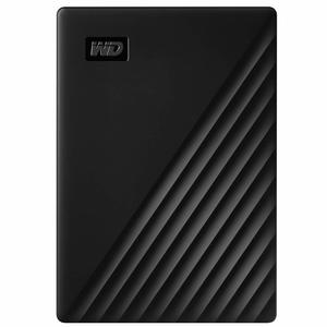 WD 4TB My Passport Portable External Hard Drive, Black - with Automatic Backup, 256Bit AES Hardware Encryption & Software Protection