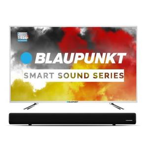 Blaupunkt 109cm (43 inch) Full HD LED Smart TV with External Soundbar  (BLA43AS570)#JustHere