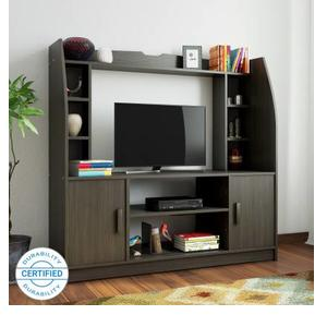 Nilkamal Beaumont Engineered Wood TV Entertainment Unit  (Finish Color - Wenge)