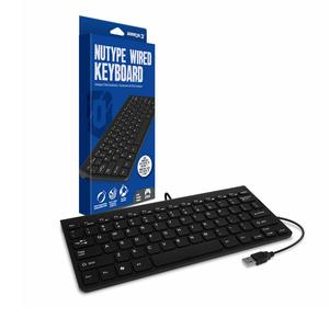 Armor3 NuType Wired Keyboard for PS4 (Black)