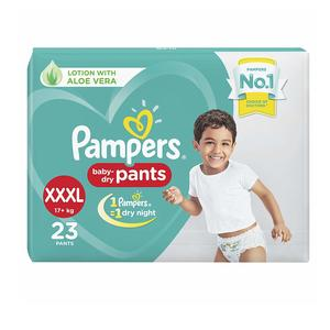 Pampers New Diaper Pants, XXXL, 23 Count