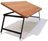 Tough Board Solid Wood Study Table(Free Standing, Finish Color - Wood Colour)