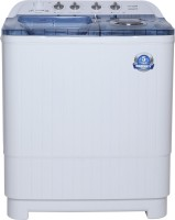 Avoir 8 kg Semi Automatic Top Load White, Blue(AWMSD80AB)