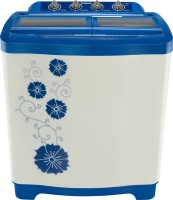 Panasonic 8 kg Semi Automatic Top Load Blue(NA-W80H2ARB)