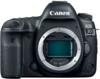 Canon EOS 5D Mark IV DSLR Camera (Body only)(Black)