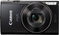 Canon IXUS 285 HS(20.2 MP, 12x Optical Zoom, 4X Digital Zoom, Black)