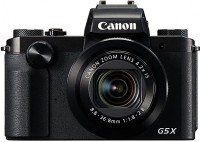 Canon PowerShot G5 X(20.2 MP, 4.2x Optical Zoom, 4.2 Digital Zoom, Black)