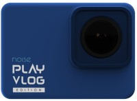 Noise Play Vlog Edition Sports and Action Camera(Black, Blue, 16 MP)