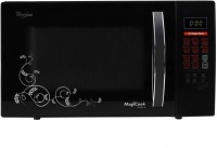 Whirlpool 25 L Convection Microwave Oven(MAGICOOK 25L ELITE-BLACK, Black)