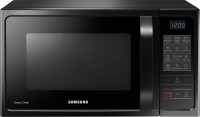 Samsung 28 L Convection & Grill Microwave Oven(MC28H5013AK/TL, Black)