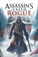 Posterhouzz Assassin'S Creed Rogue Fine Art Print(18 inch X 12 inch, Rolled)