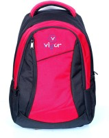 Vigor M-12 Black & Red Multipurpose Bag(Red, 25 L)