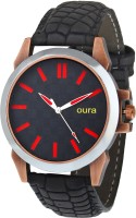 Oura Stylist Casual Wear Analog Watch  - For Men