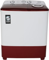 Godrej 6.5 kg Semi Automatic Top Load White, Maroon(WS EDGE DX 650 CPBT)