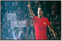 Posterhouzz Luis Suarez Poster Paper Print(12 inch X 18 inch, Rolled)