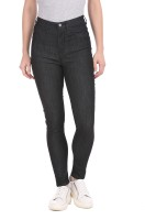 Flying Machine Boyfriend Women Black Jeans