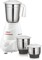 Sunflame Smart 500 W Mixer Grinder(White, 3 Jars)