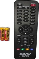 Sun Direct SUN DIRECT HD SET TOP BOX sun direct HD set top box only Remote Controller(Black)