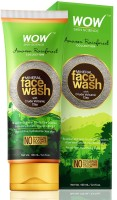 WOW Skin Science Rainforest Collection - Mineral  with Crude Volcanic Clay Face Wash(100 ml)