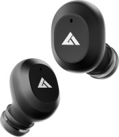 Boult Audio AirBass Combuds Bluetooth Headset(Black, True Wireless)