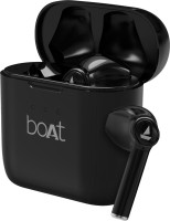 boAt Airdopes 131 Bluetooth Headset(Active Black, True Wireless)