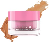 BIOTIQUE Starburst Matte Moussse  Foundation(Chai Latte, 15 ml)