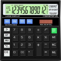 Orpat OT - 512 GT Basic  Calculator(12 Digit)