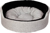 R.K Products DC30 S Pet Bed(Light Grey, BLACK)