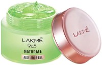 Lakme 9 to 5 Naturale Aloe Aqua Gel Primer  - 50 g(Transparent)