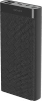 Gionee 20000 mAh Power Bank (Fast Charging, 15 W)(Black, Lithium Polymer)