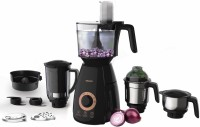 Philips Avance Collection HL7707 750 W Mixer Grinder(Black, 4 Jars)