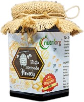 Nutriorg Certified Organic High Altitude Honey(500 g)