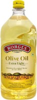 Borges Extra Light Olive Oil Plastic Bottle(2 L)