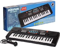 HK ENTERPRISES OFFICIAL 37 Keys Piano Keyboard Toy with Microphone, USB Power Cable & Sound Recording Function Analog Portable Keyboard (37 Keys) 37 Keys Piano Analog Portable Keyboard(37 Keys)