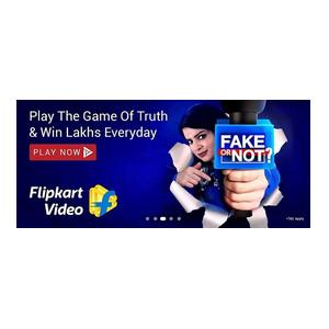 Flipkart Fake Or Not Quiz Answers For Today 20th April 2021 : Win Upto Rs 1000 Flipkart Gift Cards Or Assured Free Supercoins [All Quiz Answers Added]