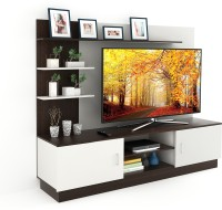 BLUEWUD Rowlet Engineered Wood TV Entertainment Unit(Finish Color - Brown)