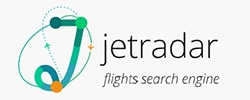 Jetradar coupons