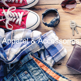 Apparel & Accessories coupons