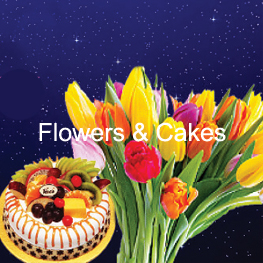 Flowers & Cakes coupons