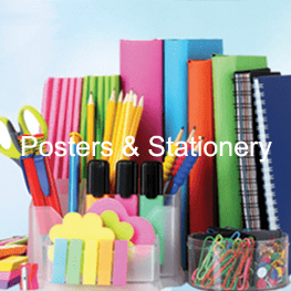 Posters & Stationery coupons