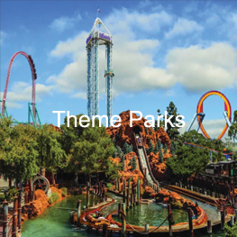 Theme Parks coupons