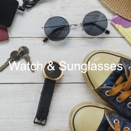 Watch & Sunglasses coupons